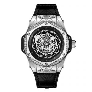 Fake Hublot Big Bang Sang Bleu Watch