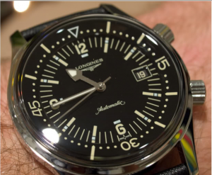 Fake Longines Legend Diver With Date