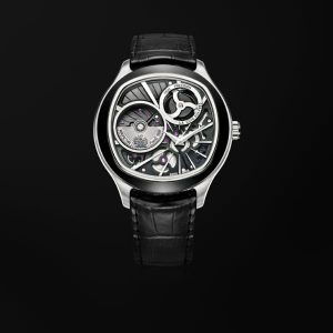Fake Piaget Black Tie Watch