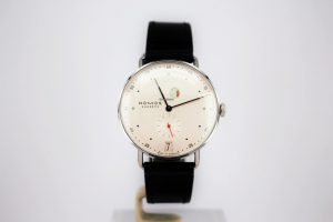 Best Nomos Metro Datum Gangreserve Replica Watches
