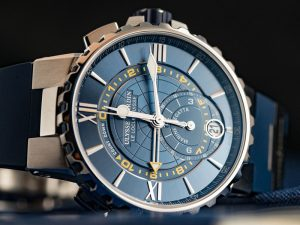 New Ulysse Nardin Marine Regatta Replica